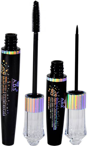 ads 2IN1 Mascara Eyeliner 18 ml