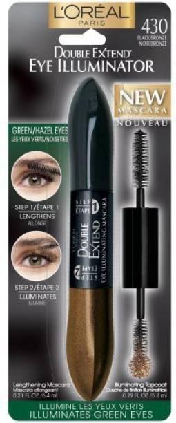 ff1eaf812ce L'Oreal Paris Double Extend Illuminator Mascara Black Bronze 71249178676 12  ml