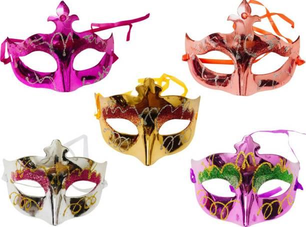 Priyankish Holi Party Mask