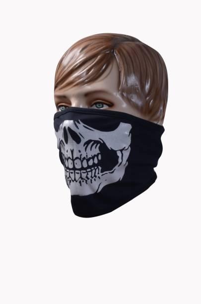 Popular Wise Black Bike Face Mask for Men & Women
