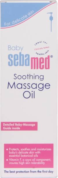 Sebamed Baby Soothing Massage Oil