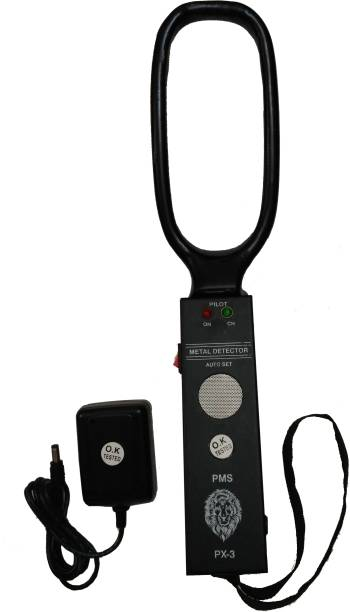 PMS PX Beat Frequency Oscillation Metal Detector