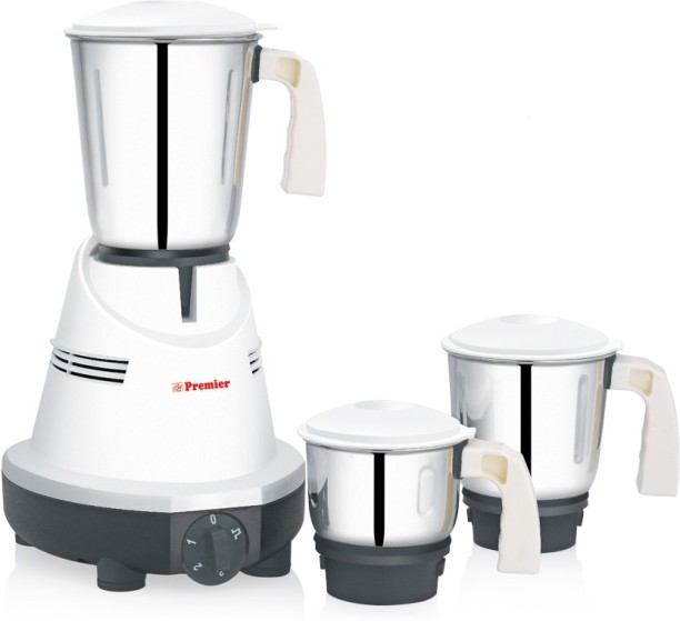 Ordinaire Premier Cute   3 Jar 550 W Mixer Grinder