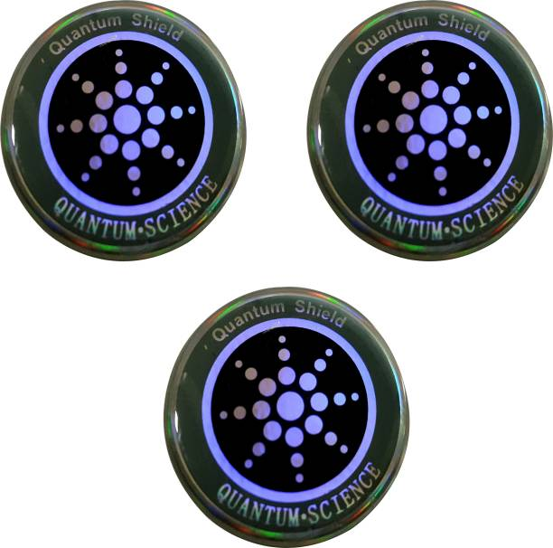 Link+ Quantum Shield Pack OF 3 Anti-Radiation Chip