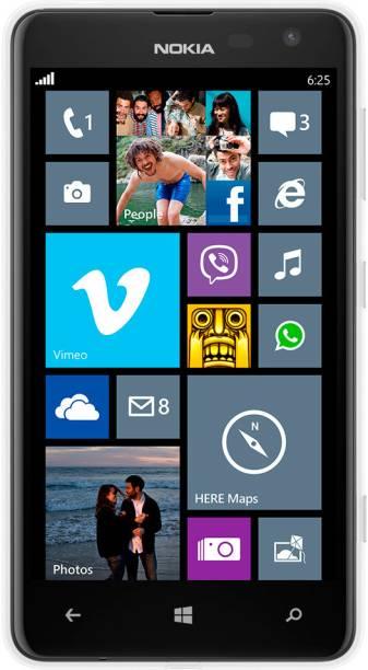 Nokia Lumia 625 (White, 8 GB)