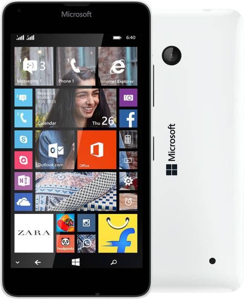 MICROSOFT Lumia 640 (White, 8 GB)