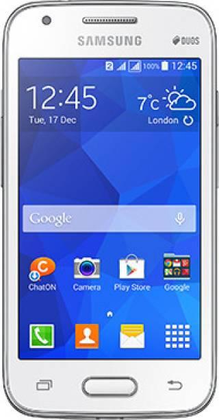 SAMSUNG Galaxy S Duos 3 (Ceramic White, 4 GB)