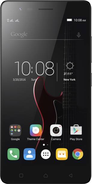 Lenovo Vibe K5 Note (Grey, 32 GB)