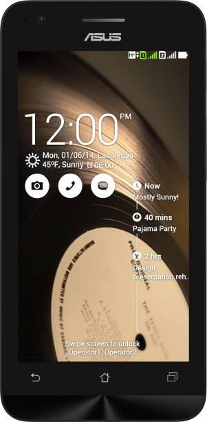 ASUS Zenfone C (Black, 8 GB)