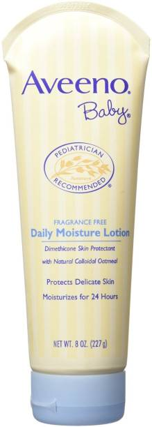 Aveeno Daily Moisture Lotion Fragrance Free