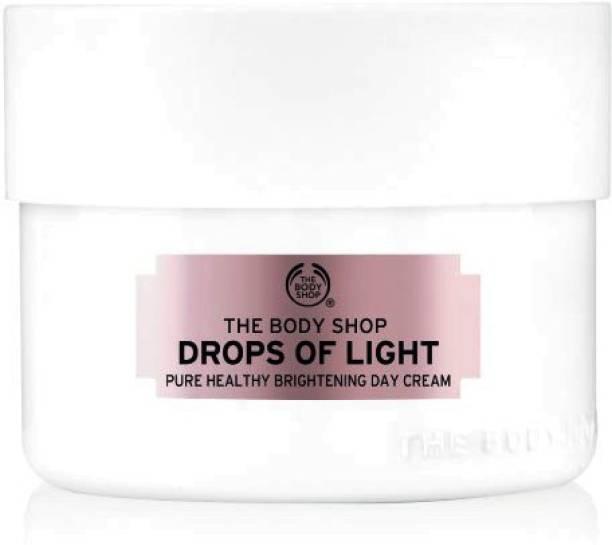 THE BODY SHOP Drops of Light Pure Health Brightening Day Cream