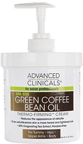 Carol Wright Gifts Green Coffee Bean Oil Thermo Firming Cream