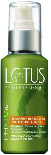 LOTUS Herbals Phyto-Rx Rejuvina Herbcomplex Protective Lotion