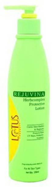 LOTUS Rejuvina Herbcomplex Protective Lotion