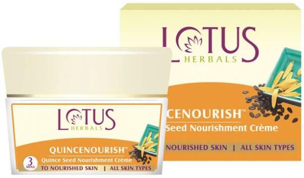 LOTUS Quincenourish Facial Massage Cream