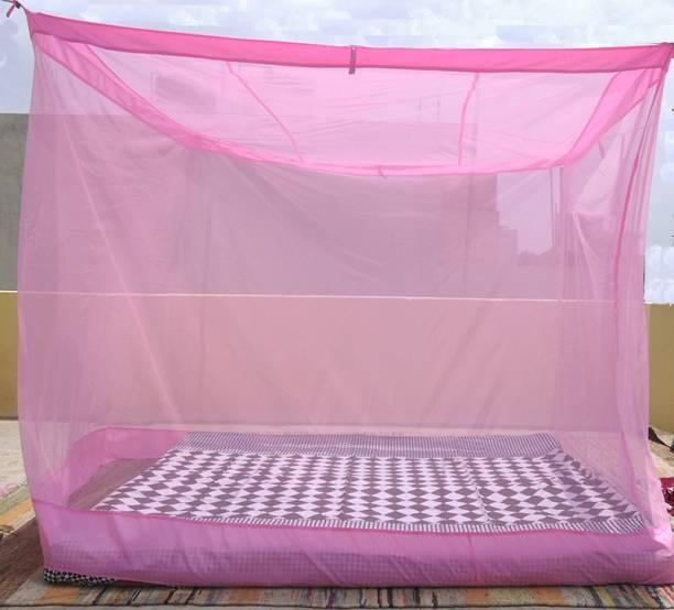 Mosnet Nylon Adults Mosnet 6.5x6.5 feet Polynet Hanging Mosquito Net Mosquito Net