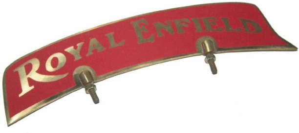 ACCESSOREEZ Bikes Front Mud Guard For Royal Enfield Super|Thunderbird 2014