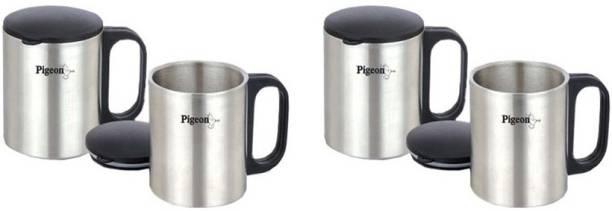 Pigeon Double Wall Coffee Stainless Steel Coffee Mug