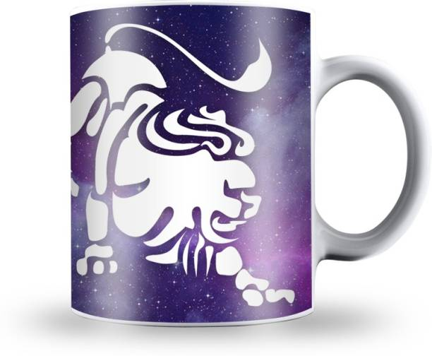 Presto LEO Zodiac Sign Gift Coffee Ceramic Mug