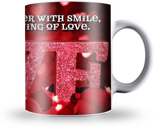 Presto Love Gift For Girlfriend Boyfriend Valentine Day L3 Ceramic Mug