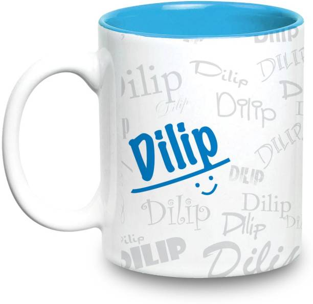HOT MUGGS Me Graffiti - Dilip Ceramic Coffee Mug