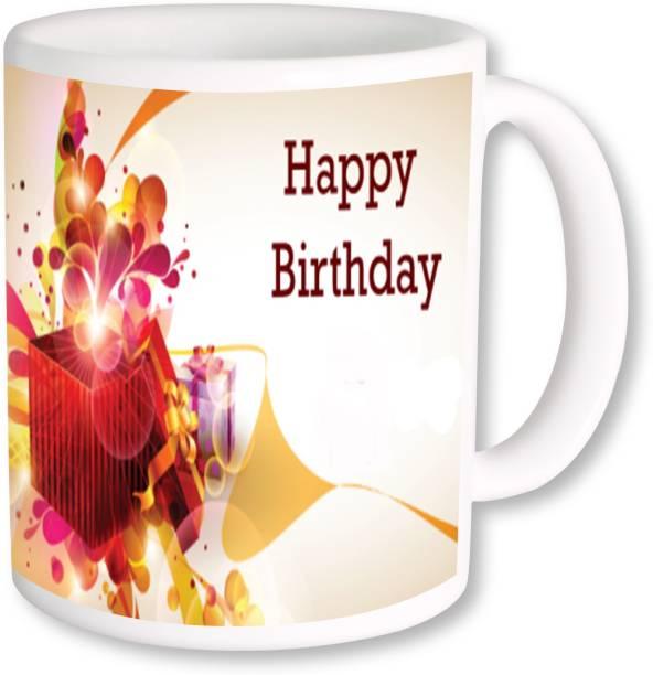 PhotogiftsIndia Happy Birthday Gifts 38 Ceramic Mug