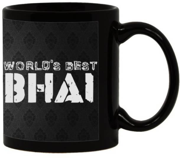 Lolprint 41 Rakhi Gifts Ceramic Coffee Mug