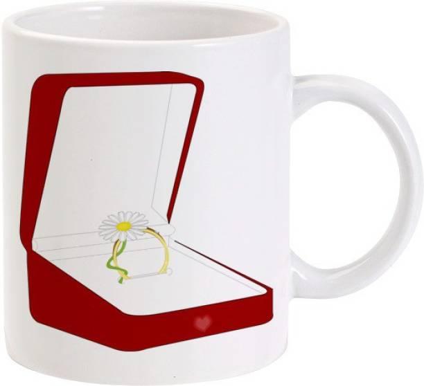 Lolprint Ring Ceramic Coffee Mug