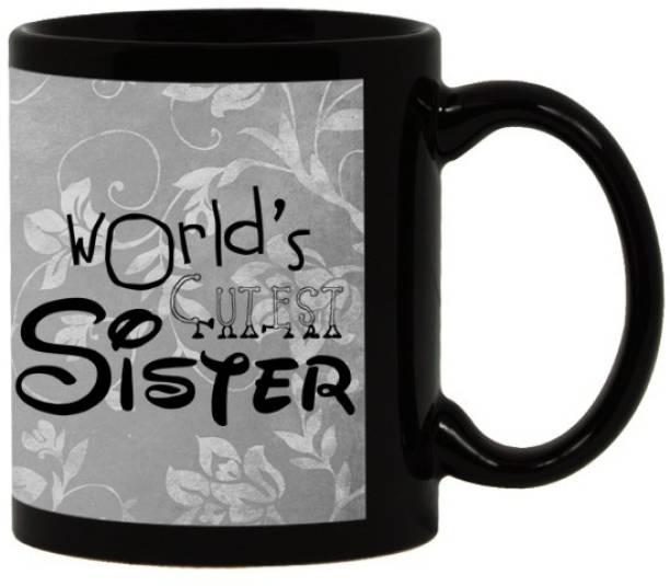 Lolprint 42 Rakhi Gifts Ceramic Coffee Mug