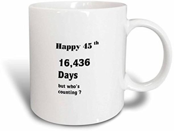 3dRose Cow Vault Ceramic Mug 15 oz White