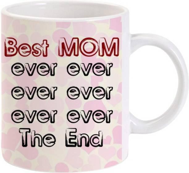 Lolprint Gift for Mother's Day (design 01) Ceramic Coffee Mug
