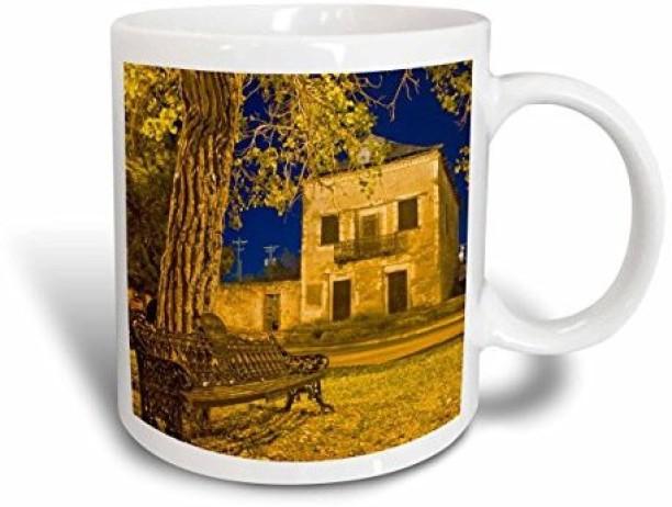 White 15 oz 3dRose mug/_4068/_2 Corgi Ceramic Mug
