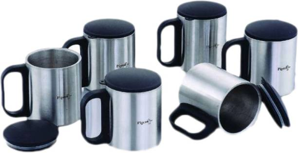 Pigeon Coffee & Tea Stainless Steel Coffee Mug