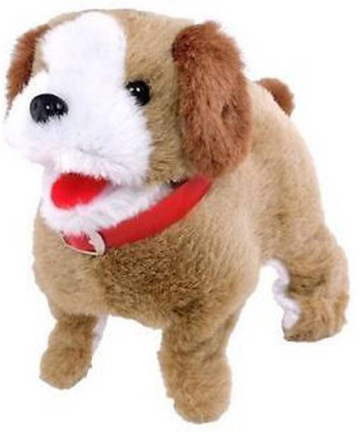 Gift World Fantastic Puppy Battery Operated Jumping Dog Run Jump Toy Game Gift Kids Toys