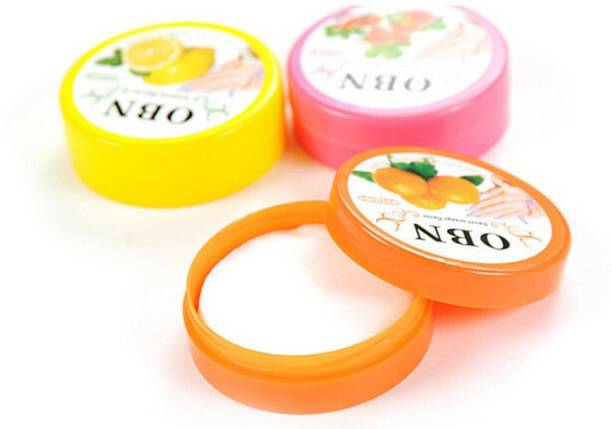 OBN Nail Polish Remover Pads Wet Wipes Pack of 3