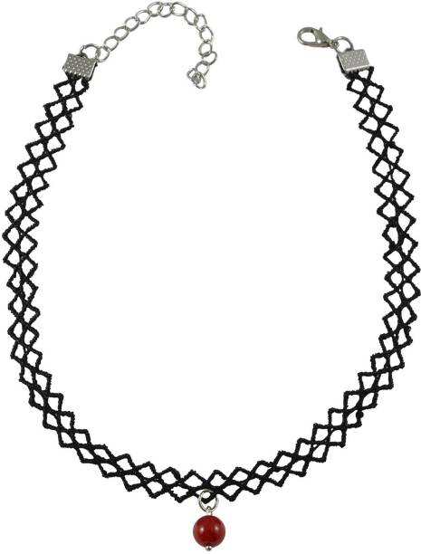 5a0d8b9e2 Choker Necklace - Buy Choker Necklace Online at Low Prices In India ...