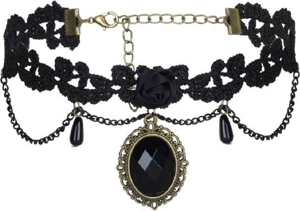 cb7d36d0762fa Jewels Galaxy Necklaces - Buy Jewels Galaxy Necklaces Online at Best ...