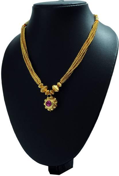 6a456c9a66e61 Womens Trendz Necklaces - Buy Womens Trendz Necklaces Online at Best ...