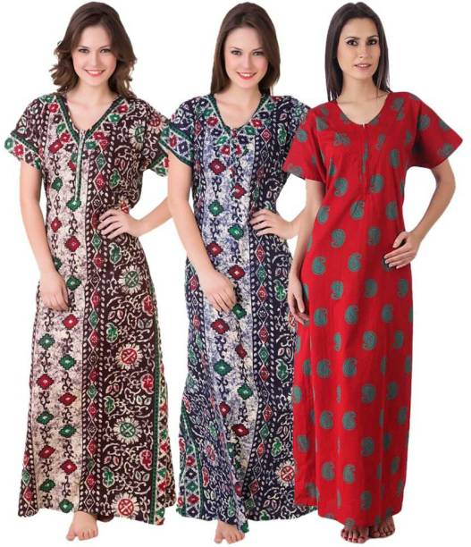 de320138e4 Kota Cotton Night Dresses Nighties - Buy Kota Cotton Night Dresses ...