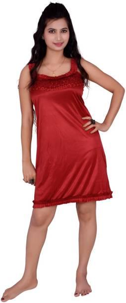 5189c37246 Kismat Fashion Night Dresses Nighties - Buy Kismat Fashion Night ...