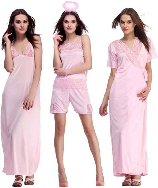e4895d4c4e8 Belle Nuits Night Dresses Nighties - Buy Belle Nuits Night Dresses ...