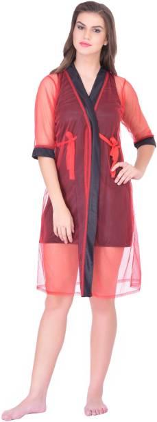 7af0ea68490 Claura Night Dresses Nighties - Buy Claura Night Dresses Nighties ...