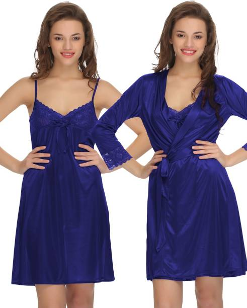 Clovia Night Dresses Nighties - Buy Clovia Night Dresses Nighties ... 7c4f90482