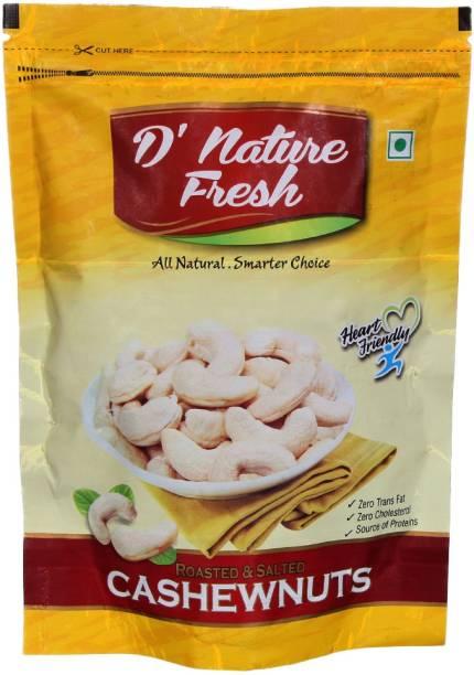 D NATURE FRESH Heart Friendly Cashews