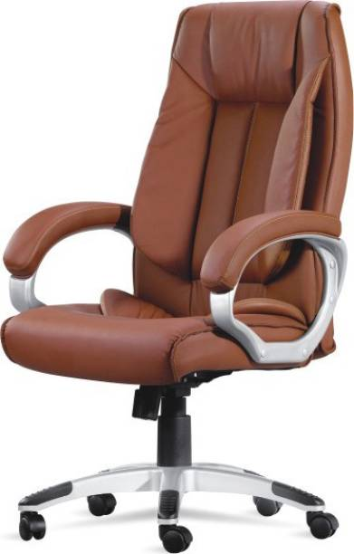 Adiko Leatherette Office Arm Chair