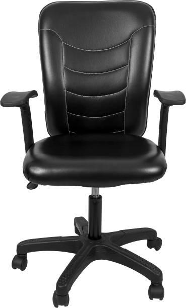 HETAL Enterprises Leatherette Office Arm Chair
