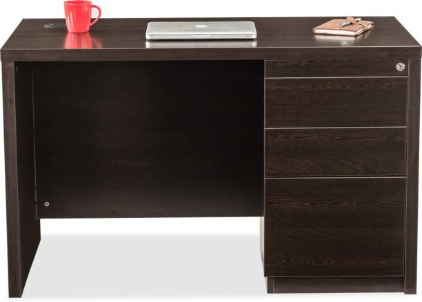 Durian DWS/34753 Engineered Wood Office Table