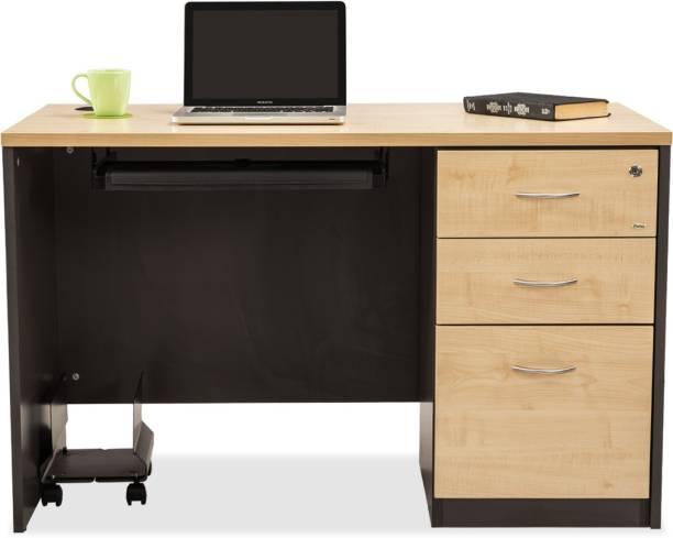 Durian DWS/34722 Engineered Wood Computer Desk