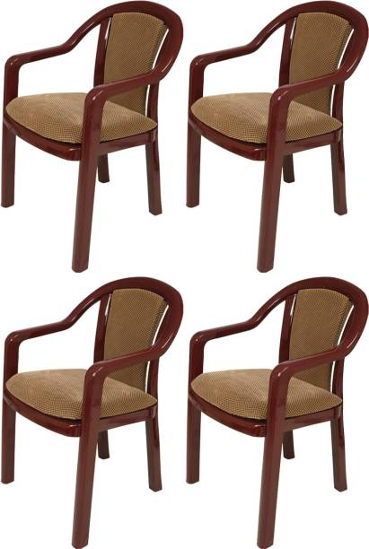 Supreme Ornate Plastic Outdoor Chair