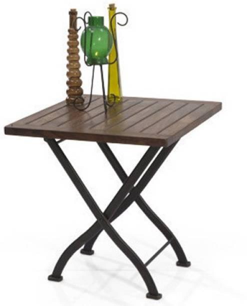 Urban Ladder Sheesham Wood Solid Wood Outdoor Table